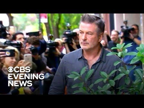 Alec Baldwin arrested after parking dispute