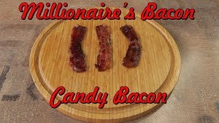 📷 Millionaire's - Bacon / Candy - Bacon in drei Variationen