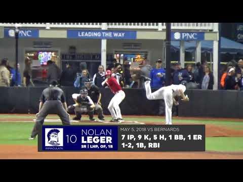 NOLAN LEGER vs BERNARDS 5-5-18