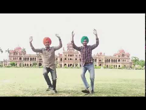 Awesome Bhangra On Palle Sade Kakh Na Reha } Kuldip Manak