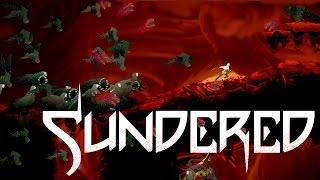 Обзор Sundered | Платформер в стиле Ori & Salt & Sanctuary | Ранняя версия