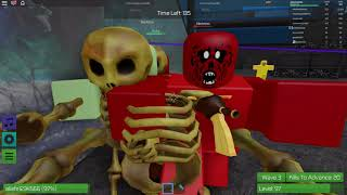 Roblox Escape Zombies special guest