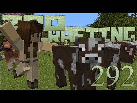 Cattle Rustling! 🐘 Zoo Crafting: Episode #292 [Zoocast]