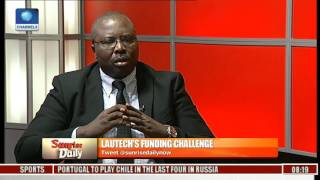 Oyo Aide Hints Blackmail Due To Cover Fraud,Vows Completion Of LAUTECH Audit Pt 2