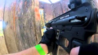 Southern MAryland Paintball GoPro Fun
