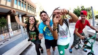 Video IN GIRO PER LA CITY - SENZANOME & NIGIAFLOW (Official Video 2013) - BARI - download MP3, 3GP, MP4, WEBM, AVI, FLV November 2017