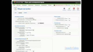 видео Управление заголовками Title в Joomla