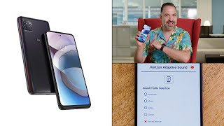 Everything You Need to Know About Verizon Adaptive Sound and the motorola one 5G UW ace