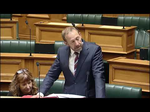 State Sector and Crown Entities Reform Bill - First Reading - Video 1