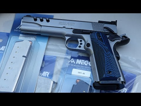 Smith & Wesson Performance Center 1911 Review