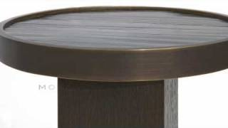 Aguirre Design - Side Tables Collection