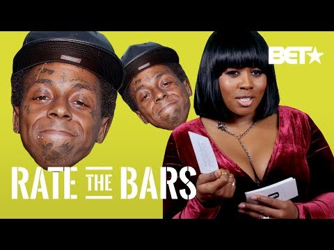 Rate The Bars With Remy Ma