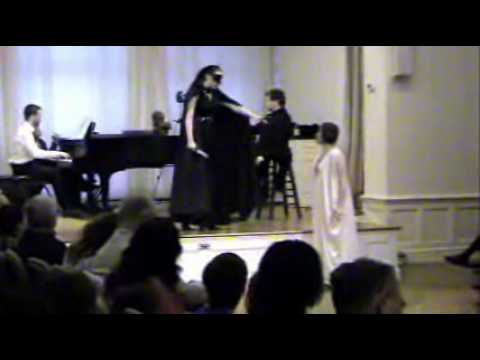 Selections from The Magic Flute, 4-18-10 an Opera Encounter