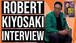 Wholesaling Real Estate | Robert Kiyosaki Interview