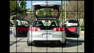 Silver Mugen DC5 RSX Build - Custom Exhaust/ Vibrant Headers / Air Box Mod / Coilovers