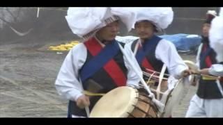 마을의 전통 축제, 오티 별신제