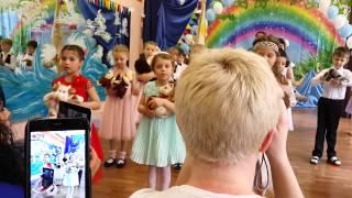 Выпускной Василиса из детского сада(6)