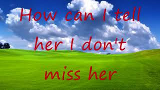 Gambar cover How Can I Tell Her BY LOBO With LYRICS wmv