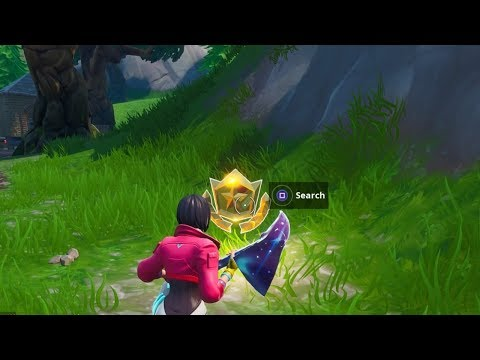 Where to Find the Utopia Secret Battle Star in 'Fortnite' Season 9, Week 1