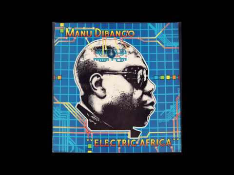 Manu Dibango - Electric Africa (1985) full album