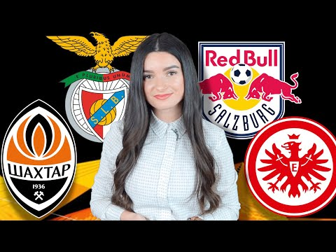 Бенфика - Шахтер - 3-3. Ред Булл Зальцбург - Айнтрахт. Прогноз экспресс Лига Европы 1/16 финала