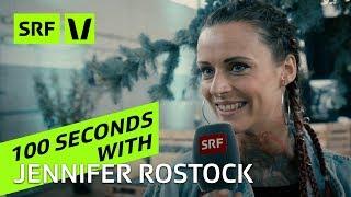 Jennifer Rostock: 100 Seconds with Jennifer, Joe und Christoph