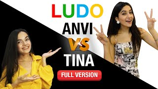 Ultimate Online Ludo Championship |Full Game| DEL48 Anvi  & Tina