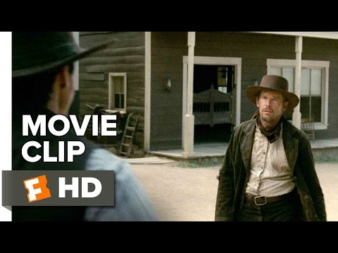 In a Valley of Violence Movie CLIP - Get Away From My Dog (2016) - Ethan Hawke Movie