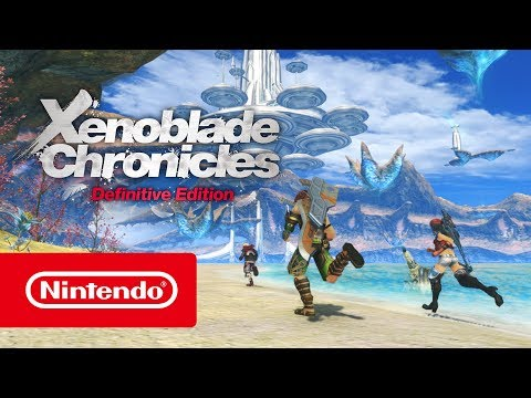 Xenoblade Chronicles: Definitive Edition - Novedades (Nintendo Switch)