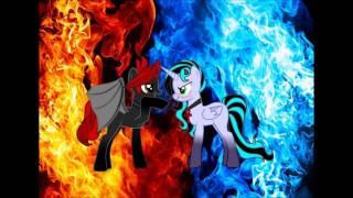 (Пони клип)-Ангел и демон (День ,Ночь)