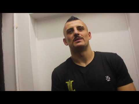 'I HAVE SPARRED BOTH GEORGE GROVES & CALLUM SMITH RECENTLY - I FOUND IT REALLY GOOD' - KODY DAVIES