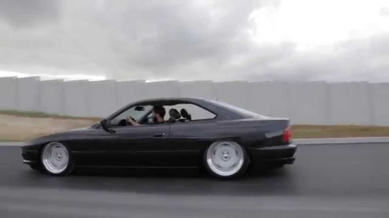 BMW 840 Air Ride