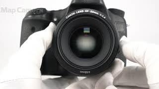 Canon (キヤノン) EF50mm F1.4 USM 良…