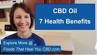 7 Benefits Of CBD Oil