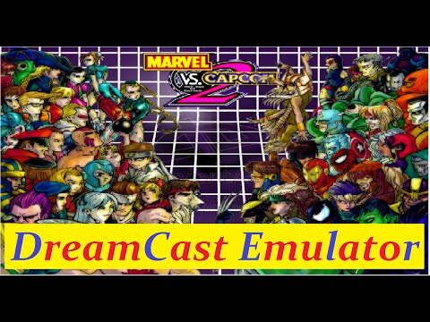Dreamcast Emulator How to Download & Install games