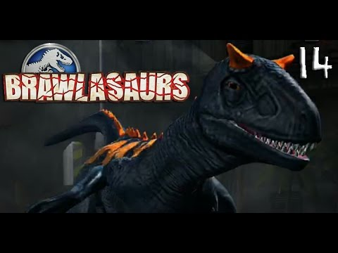 Carnoraptor | BRAWLASAURS WEEK | Jurassic World: The Game [Episode 14]