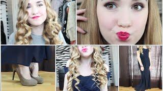 Holiday Inspired ❄ Makeup, Hair & Outfit! Thumbnail