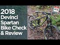 THIS IS WHY THEY KEEP MAKING 27.5 WHEELS - 2018 Devinci Spartan Review