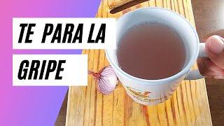 Cebolla, Ajo, Canela y Limón una bebida que sacude al mundo contra la GRIPE