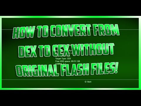 How To Convert From Dex To Cex