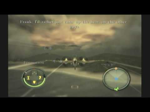 Wii Blazing Angels The Battle Of New Georgia Ace Part 1 Of 3