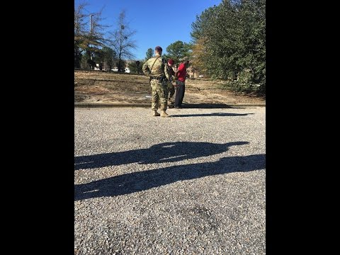 Homeless Man found living in Barracks of Fort Bragg North Carolina for 8 months