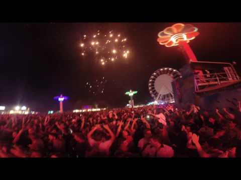 Martin Garrix LIVE @ BalatonSound 2016 - In the Name of Love (Closing act)