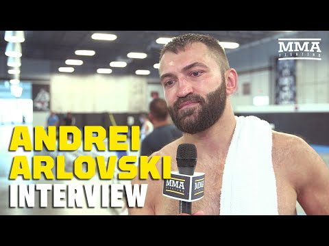 Andrei Arlovski Offers Mike Perry Advice On How To Deal With Broken Nose: 'It's A Tricky Situation'