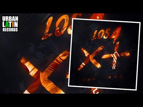 LOS 4 - MUCHACHA - (OFFICIAL AUDIO) SALSA 2018