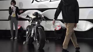 2019 國際重型機車展 YAMAHA MOTOROiD 自動駕駛二輪車現身