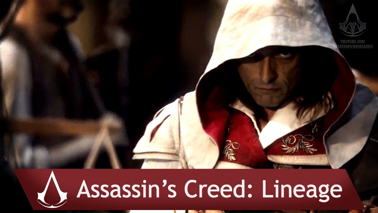Assassin S Creed Lineage Full Movie Youtube