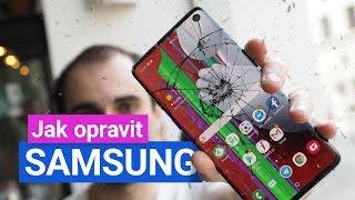 Jak se opravují telefony Samsung? Otevřená reportáž ze servisního centra