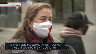 Is the federal government doing all it can to fight COVID-19? | Outburst