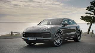 Porsche Cayenne Turbo Coupe official video